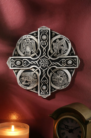 Book of Kells Cross - Co. Meath, Ireland