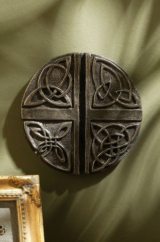 Bronze Celtic Love Cross-Limerick, Ireland