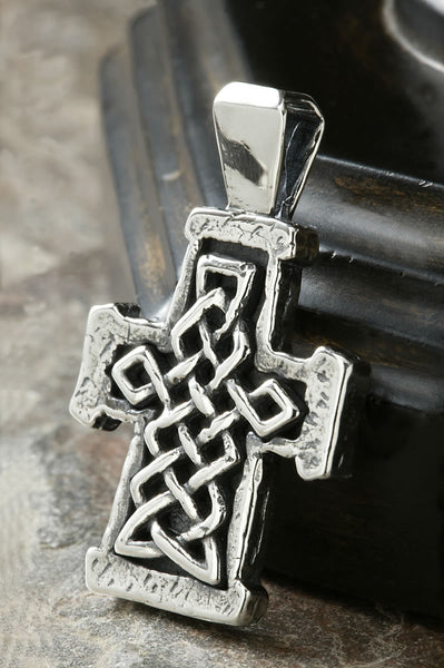 Sterling Silver John's Cross