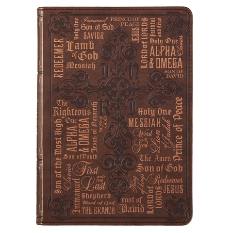 Names of Jesus Classic Journal