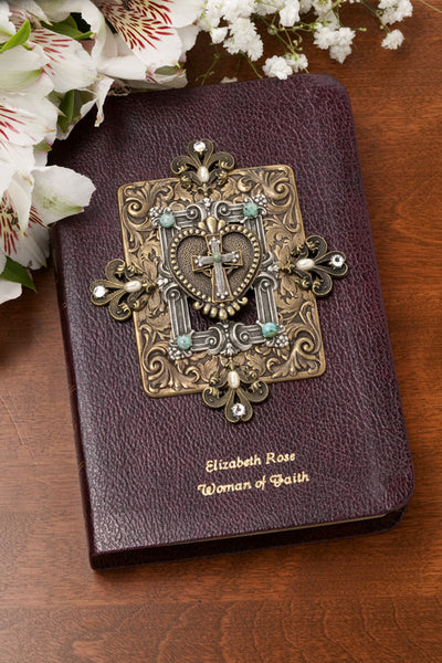 Woman of Faith Compact Bible KJV-Limited Edition