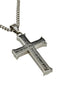 Silver Man of God Iron Cross