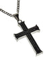"Black ""Renew Strength"" Iron Cross Isaiah 40:31"