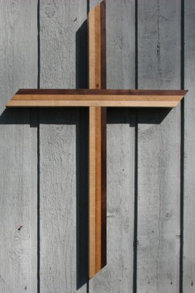5 foot Trinity Hardwood Dimensional Cross