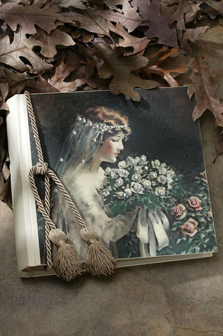 Brides Bouquet Photo Album - Choice of size