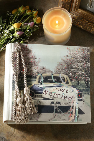 Just Married Photo Album - Choice of size