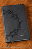 Crown of Thorns Bible ESV - Charcoal