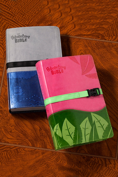 Adventure Bible, NIV-Blue (Pic on Left Side)