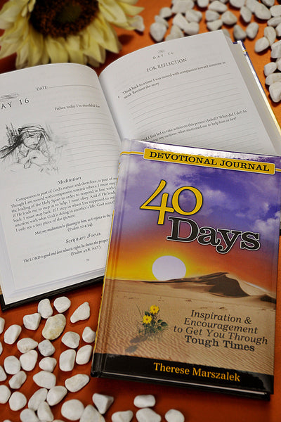 40 Days Devotional Journal