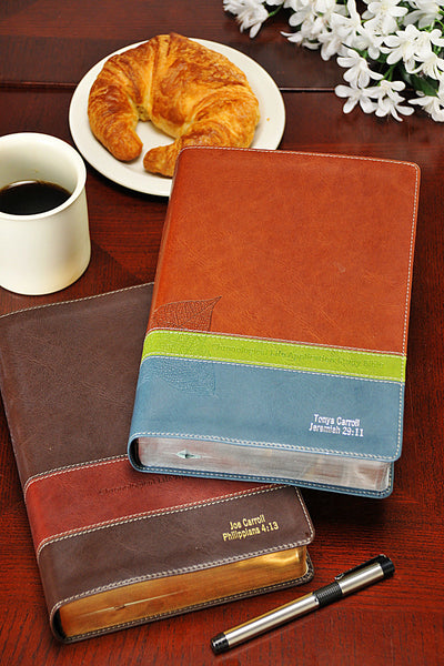 Chronological Life Application Study Bible NLT-Choice of 2 colors