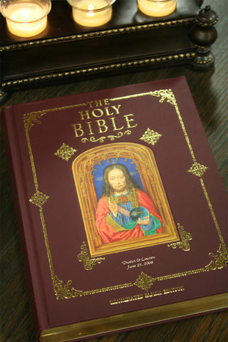The Holy Bible Illuminated Family Edition KJV