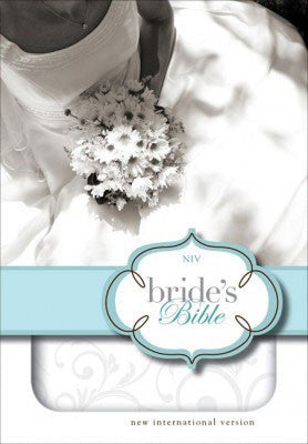 White Brides Bible Compact Niv Celebrate Faith