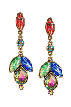 Vintage Opal Earrings