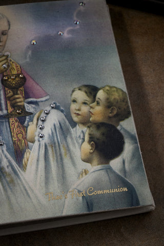 First Communion Photo Album - Choice of Size RETIRED