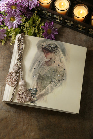 Reminiscent Bride Photo Album - Choice of size