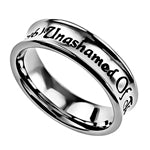 Truth Band Ring-Unashamed