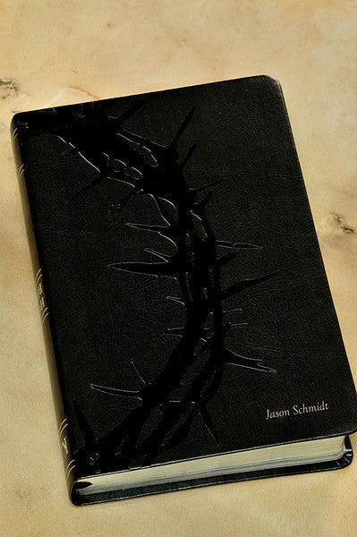 Crown of Thorns Super Giant Print Reference Bible, KJV Edition