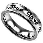 Truth Band Ring-True Love Waits