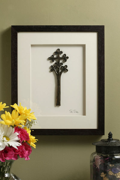 The Tree Framed Bronze Sculpture ONLY 1 LEFT
