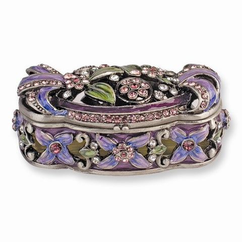 Secret Garden Trinket Box