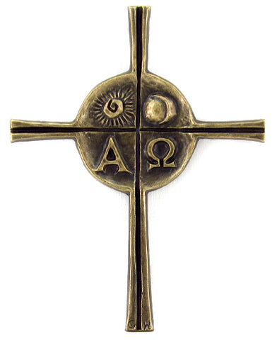 Alpha and Omega, Sun and Moon Cross