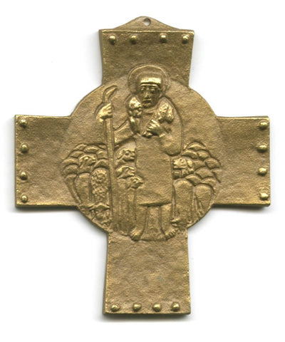 Shepherd of His Flock Cross