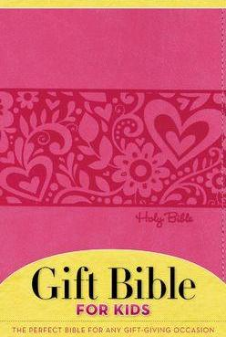 NIV Gift Bible for Kids-Pink