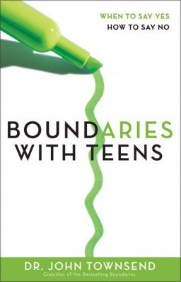 Boundaries with Teens John Townsend