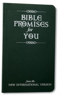Bible Promises for You from the NIV