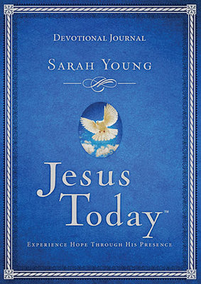 Jesus Today Devotional in Journal Format by Sarah Young