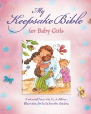 My Keepsake Bible for Baby