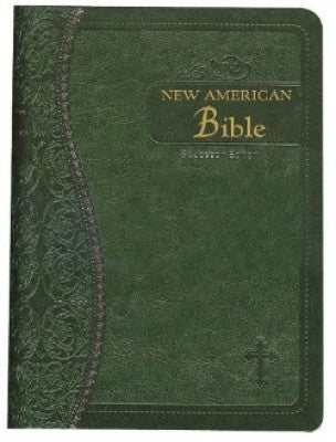 St. Joseph New American Bible Green NAB