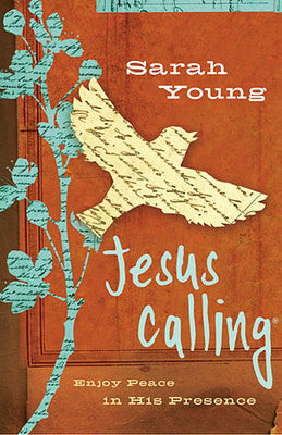 Jesus calling book by sarah young