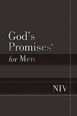 God's Promises for Men NIV by Jack Countryman