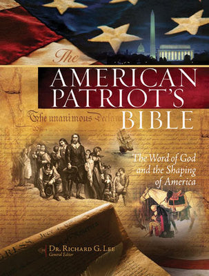 American Patriot's Bible -NJKV Hardcover