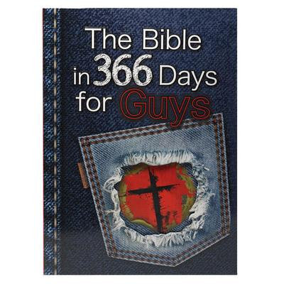 Bible In 366 Days For Guys ( Boys )