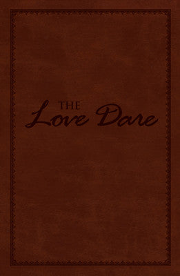 The Love Dare LeatherTouch