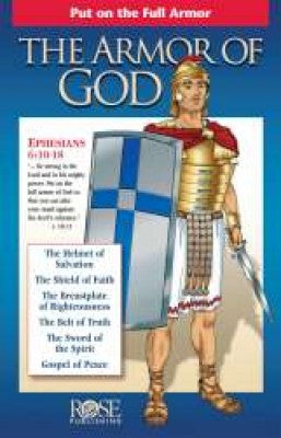 The Armor of GOD pamplet