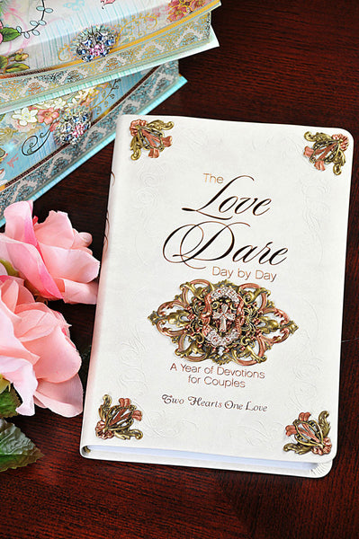 Decorated Love Dare® Devotional Book, Wedding Edition