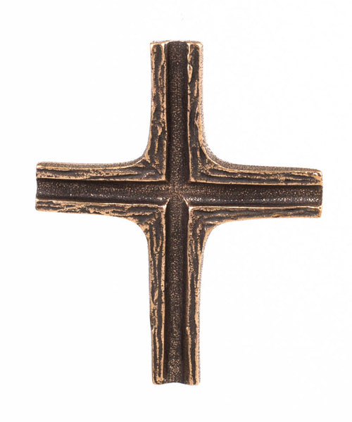 Gather Us In Bronze Cross