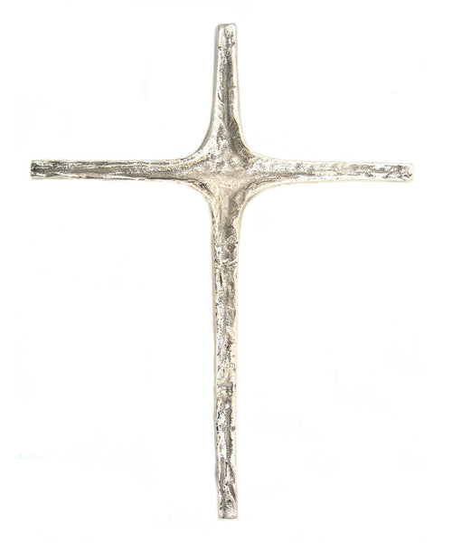Cross of New Life Bronze and Silver Nickel