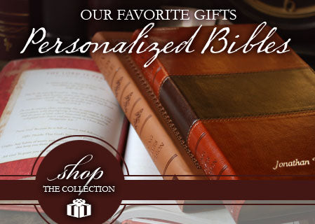 Personalized Bibles