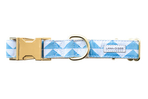 Digby Collar - Blue
