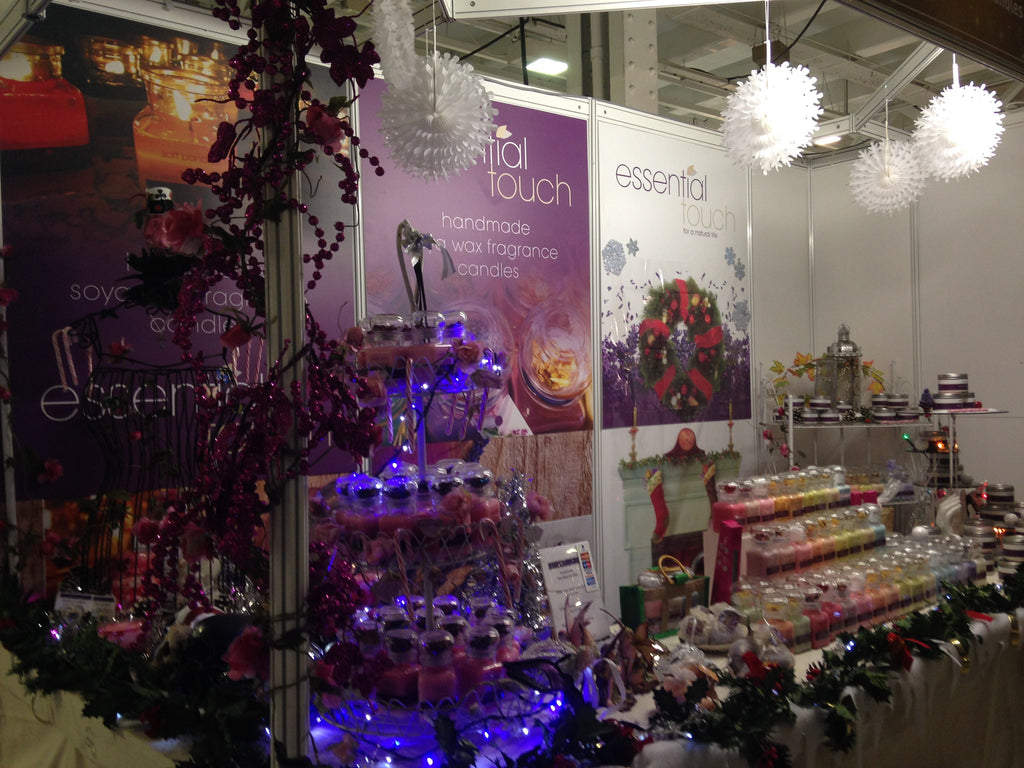 Ideal Home Show at Christmas - Nightmare Before Christmas Theme