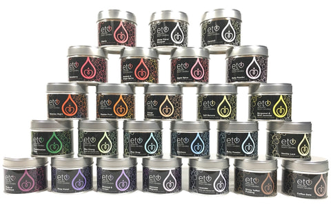 Essential Touch Candles Tins