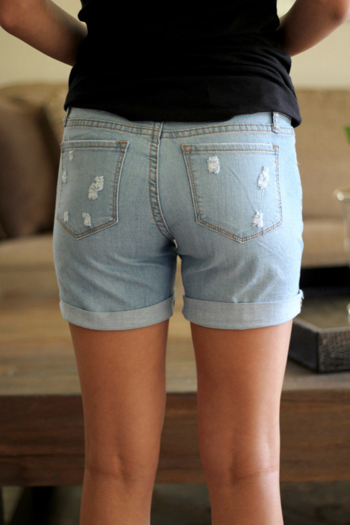 womens-distressed-shorts-jeans