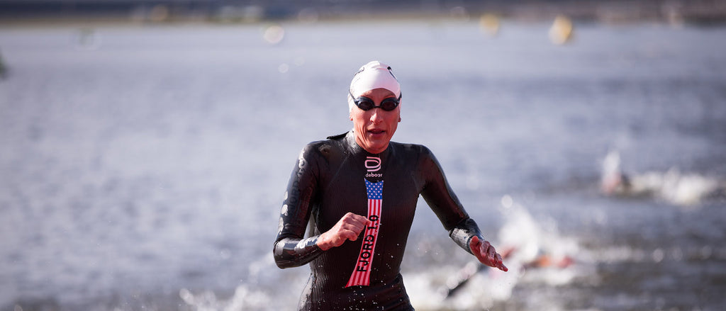 The Pro-files: Lauren Brandon Sets up Your Swim