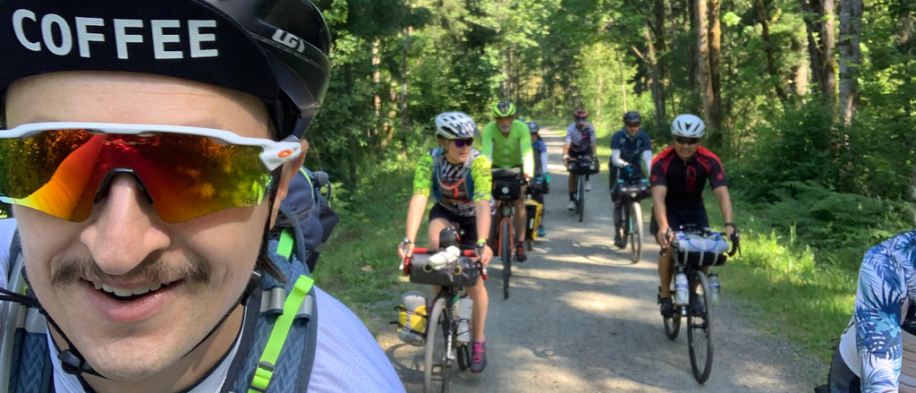 Gravel-bound and Down: 12 HIt Squadders Cross Washington