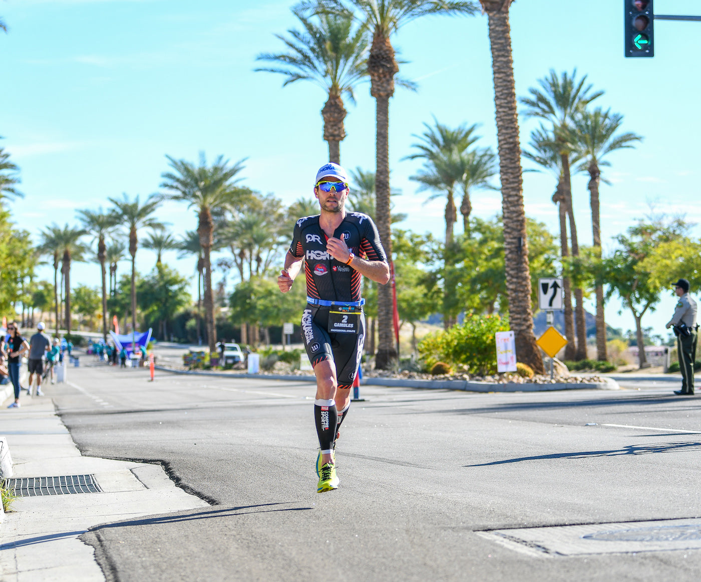 Wattie Ink  | How to Pace the Ironman Run