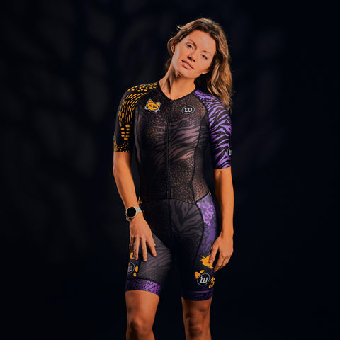 Women's Super Kitty 5 Contender Tri Suit